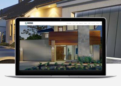 Budmax – Web Design